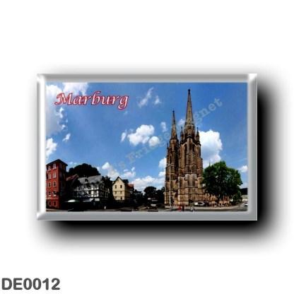 DE0012 Europe - Germany - Marburg - Elisabethkirche OK