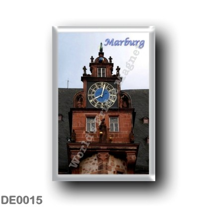 DE0015 Europe - Germany - Marburg - Rathaus OK
