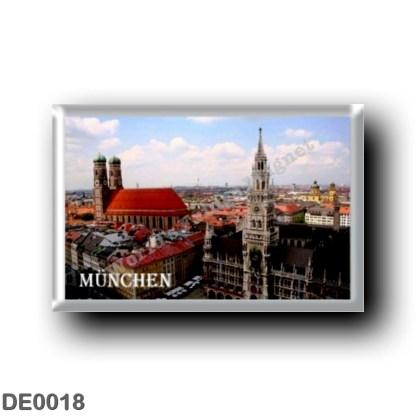 DE0018 Europe - Germany - Munchen - Munich