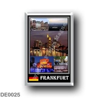 DE0025 Europe - Germany - Frankfurt - Mosaic