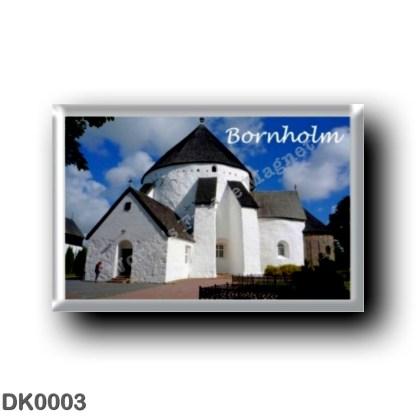 DK0003 Europe - Denmark - Bornholm