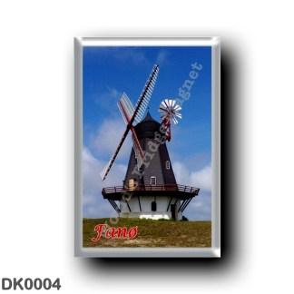 DK0004 Europe - Denmark - Fanø - lighthouse
