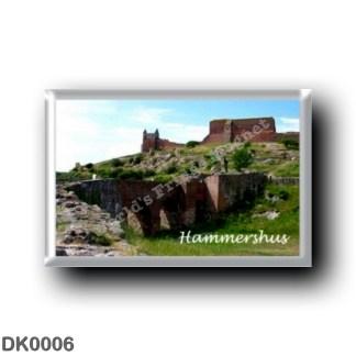 DK0006 Europe - Denmark - Hammershus