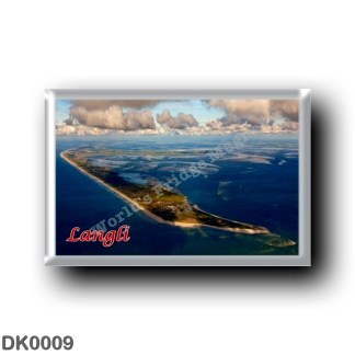 DK0009 Europe - Denmark - Langli - Island