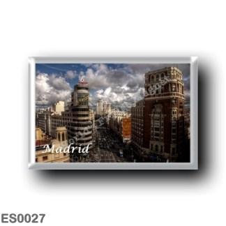 ES0027 Europe - Spain - Madrid - City
