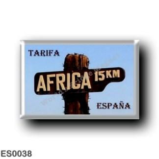 ES0038 Europe - Spain - Tarifa