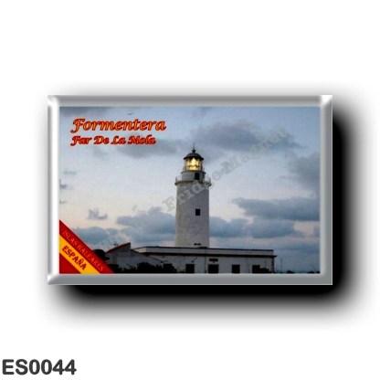ES0044 Europe - Spain - Balearic Islands - Formentera - Far De La Mola