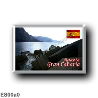 ES00a0 Europe - Spain - Canary Islands - Gran Canaria - Agaete