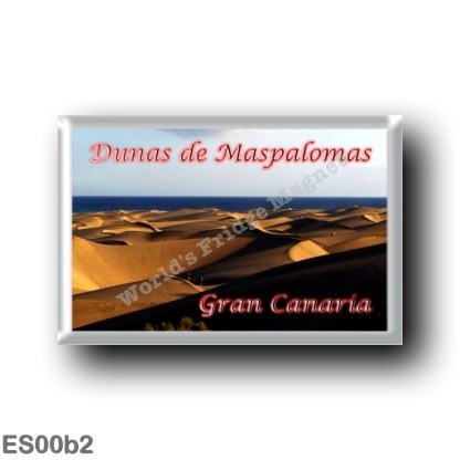 ES00b2 Europe - Spain - Canary Islands - Gran Canaria - Dunas de Maspalomas