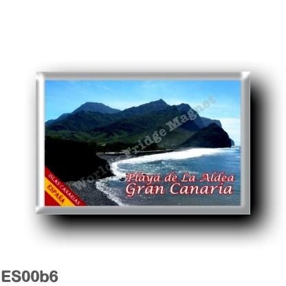 ES00b6 Europe - Spain - Canary Islands - Gran Canaria - Playa de La Aldea