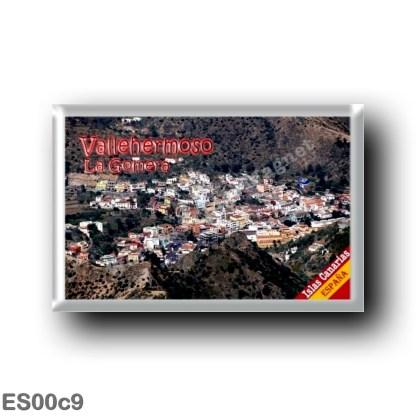 ES00c9 Europe - Spain - Canary Islands - La Gomera - Vallehermoso -