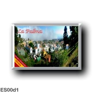 ES00d1 Europe - Spain - Canary Islands - La Palma - Fuencaliente