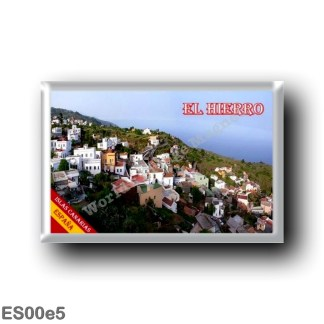 ES00e5 Europe - Spain - Canary Islands - Tenerife - El Hierro - El Pinar