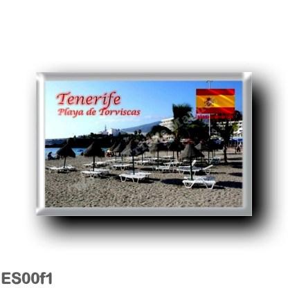 ES00f1 Europe - Spain - Canary Islands - Tenerife - Playa de Torviscas