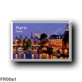 FR00a1 Europe - France - Paris - La Seine de Paris