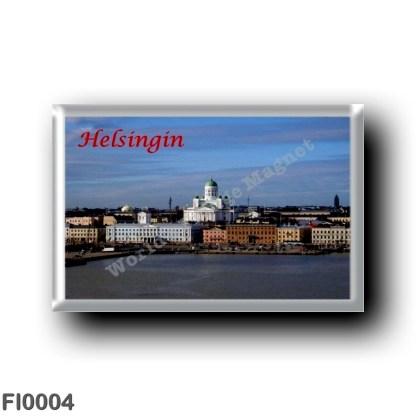 FI0004 Europe - Finland - Helsinki - Helsingfors - Panorama