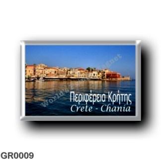 GR0009 Europe - Greece - Crete - Chania