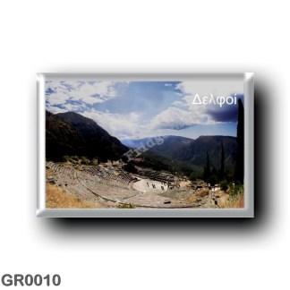 GR0010 Europe - Greece - Delphi