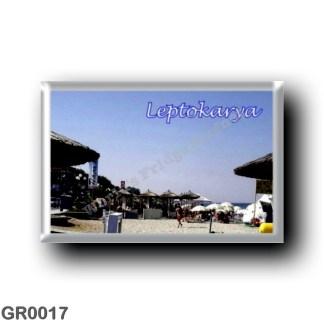GR0017 Europe - Greece - Leptokarya