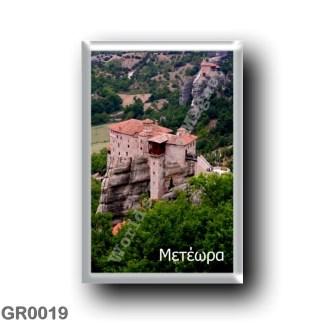 GR0019 Europe - Greece - Meteora