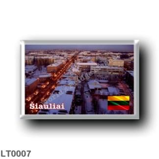 LT0007 Europe - Lithuania - Šiauliai