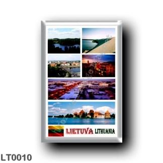 LT0010 Europe - Lithuania - Mosaic