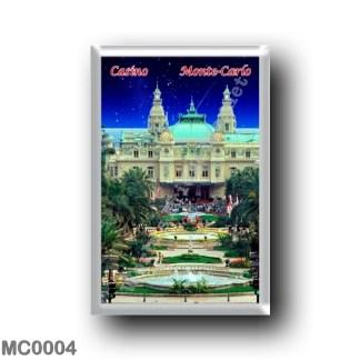 MC0004 Europe - Monaco - Casino Monte-Carlo