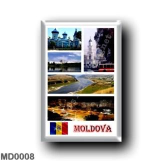 MD0008 Europe - Moldova - Pot Pourri