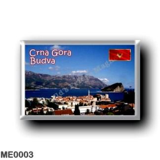 ME0003 Europe - Montenegro - Budva