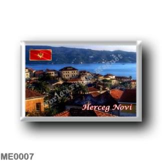 ME0007 Europe - Montenegro - Herceg Novi