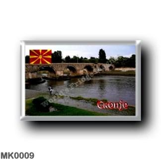 MK0009 Europe - Macedonia - Skopje