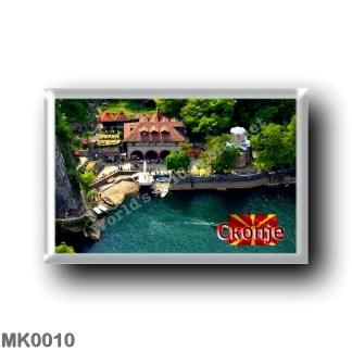 MK0010 Europe - Macedonia - Skopje - Matka