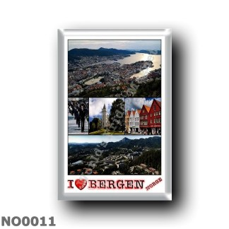 NO0011 Europe - Norway - Bergen
