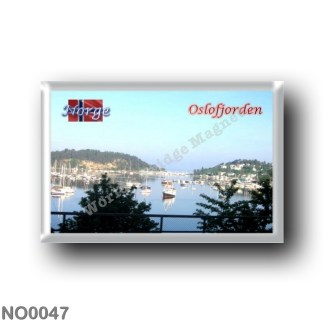 NO0047 Europe - Norway - Oslofjorden