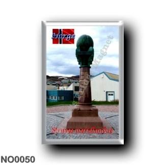 NO0050 Europe - Norway - Struves meridianbue