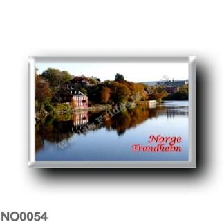 NO0054 Europe - Norway - Trondheim