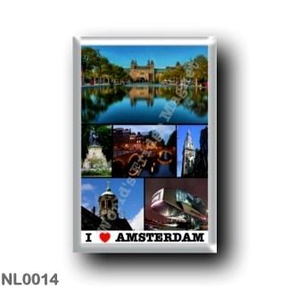 NL0014 Europe - Holland - Amsterdam - Pot Pourri