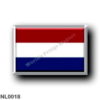 NL0018 Europe - Holland - Dutch flag