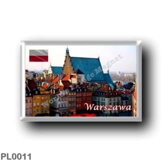 PL0011 Europe - Poland - Warsaw - St. John Cathedral