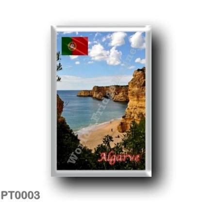 PT0003 Europe - Portugal - Algarve - Marinha beach