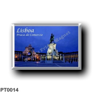 PT0014 Europe - Portugal - Lisbon - Piazza del Commercio
