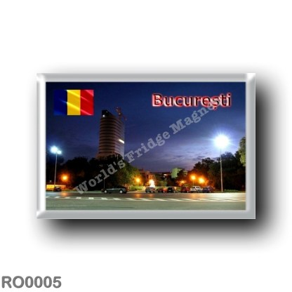 RO0005 Europe - Romania - Bucharest - Tower Center International