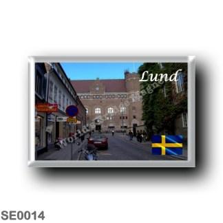 SE0014 Europe - Sweden - Europe - Sweden - Lund