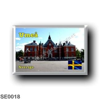 SE0018 Europe - Sweden - Europe - Sweden - Umeå