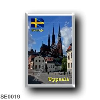 SE0019 Europe - Sweden - Europe - Sweden - Uppsala
