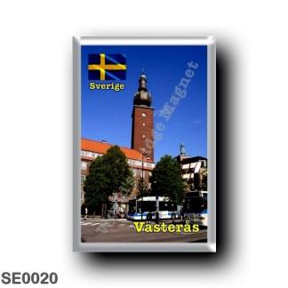 SE0020 Europe - Sweden - Europe - Sweden - Västerås