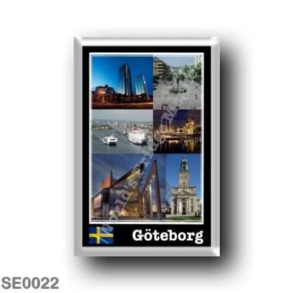 SE0022 Europe - Sweden - Europe - Sweden - Göteborg - Potpourri