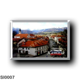 SI0007 Europe - Slovenia - Kamnik