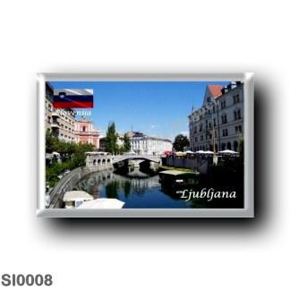 SI0008 Europe - Slovenia - Ljubljana - center