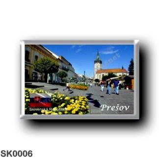 SK0006 Europe - Slovakia - Prešov